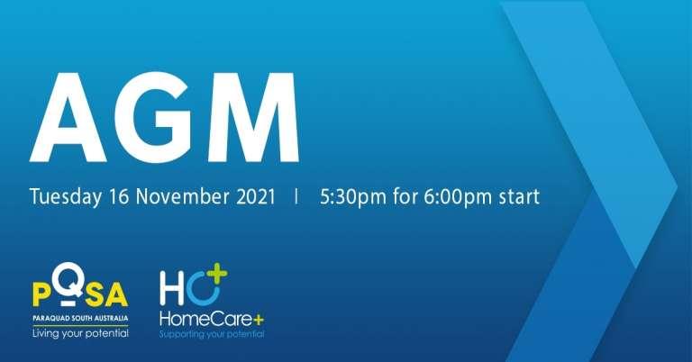 Annual General Meeting - 16 Nov 2021